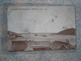 Lissa , Vis , 1914. Militar Cenzur , Croatia - Croatia