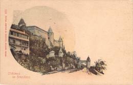 CPA Suisse Chateau De Grandson (précurseur) R1246 - VD Vaud