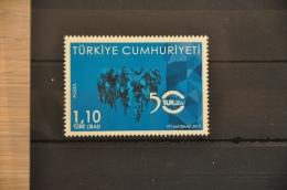0 240 ++ TURKEY 2014 SERIE WIELRENNEN CYCLING RAFAHREN MNH ** - Cycling