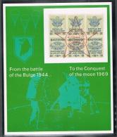 Année 1981 - COB PR154**  - 25 Ans Bataille Du Saillant - Vert + PR101/06 - Cote  25,00 € - Private & Local Mails