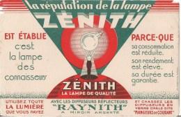 BUVARD ZENITH LA LAMPE DE QUALITE RAYNITH - Electricité & Gaz