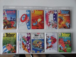 LOT DE 13 CARTES ASTERIX & OBELISQUE LIMITED EDITIONS - Fumetti