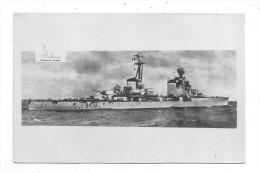 photographie ,13.5 x 9 , BATEAU de guerre ,BOLZANO , croiseur lourd