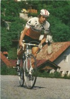 SPORT CYCLISME CHAMPION COUREUR  WOLFGANG STEINMAYR - Cyclisme