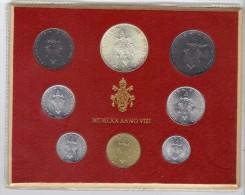 ZZ - CITTA' DEL VATICANO - Serie Divisionale 1970 Paolo VI Anno VIII - Vaticano