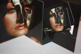 Spécimen De Carte Magnétique En Encart Publicitaire Façon Pop-up - Autres