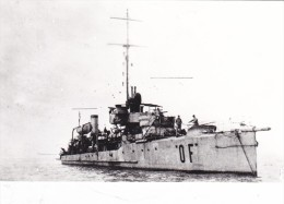 photo originale batiment militaire LSSL Oriflamme OF