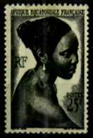 A.E.F.  Y&T N° 226 Neuf** - A.E.F. (1936-1958)