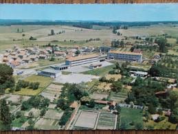 88 - RAMBERVILLERS - Les C.E.S. Résidences Nord. (Vue Aérienne) CPSM - Rambervillers