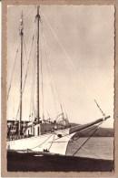 OCEANIE - POLYNESIE FRANCAISE - ILES ET ATOLIS DU PACIFIQUE - EXPEDITION MARCEL TALABOT - 6 - VOILIER - GOELETTE - French Polynesia