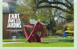 CPM - L'art Dans Les Jardins à Metz - Sculture