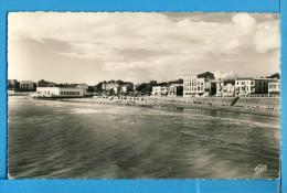 CP, 17, ROYAN PONTAILLAC, Vue Générale De La Plage, Vierge - Royan