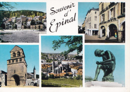 """""""SOUVENIR D'EPINAL"""" MULTIVUES (DIL39) - Greetings From..."""