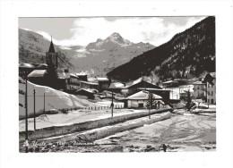 Aosta -X- La Thuile -  Panorama.   N.viaggiata - Altre Città