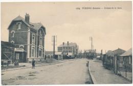 PERONNE -  Avenue De La  Gare - Peronne