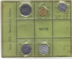 ZZ - ITALIA , Emissioni Del 1972 - 1946-… : Repubblica
