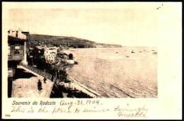 SOUVENIR De RODOSTO [ TEKIRDAG ]  - 1904 - Turkey