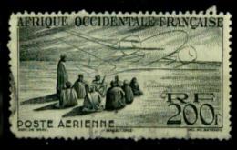 A.o.F.  Y&T N° Aerien 14 Oblitérés - A.O.F. (1934-1959)