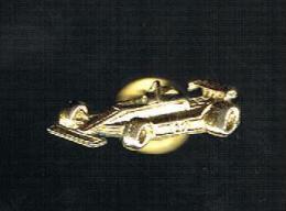 Magnifique Pins Formule 1 (dorée) Avec Inscription N° 27 - F1