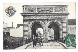 (1265-62) Arras - Porte Baudimont Vue Extérieur - Arras