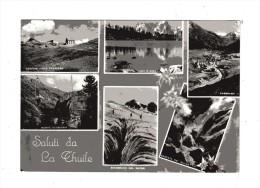Aosta - La Thuile - Saluti Da La Thuile  6 Vedute .  Viaggiata - Altre Città