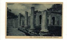 Cpa N° 1092 DOUGGA Villa Du Trifolium L ´ Atrium - Postcards