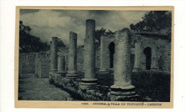 Cpa N° 1092 DOUGGA Villa Du Trifolium L ´ Atrium - Non Classés