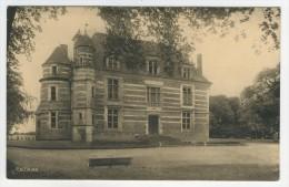 76 - Héricourt-en-Caux         Château D'Auffay - Francia