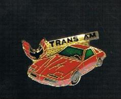 Trans Am - Pins