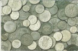 Nederland Gulden - Monnaies (représentations)