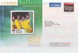 Sport - Swimming Men's 4 X 100m Freestyle Relay - Olympiad Sydney 2000 - Summer 2000: Sydney