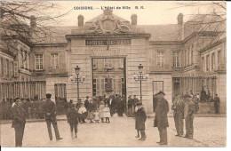 Ref:7292  HOTEL DE VILLE - Soissons