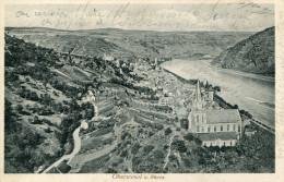 CPA -  Oberwesel A. Rhein - Circulée - Bon État - - Oberwesel