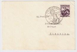 Österreich, Christkindl, 22.12.53  , S529 - 1945-60 Briefe U. Dokumente