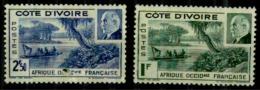 Cote Divoire Y&T N° 169.170 Neufs* - Neufs