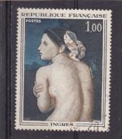 FRANCE     1967  Y.T. N° 1530  Oblitéré - Frankrijk