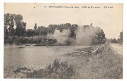 (1270-78) Bonnières - L'île De Freneuse - Bonnieres Sur Seine
