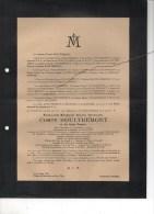 Edouard d�Oultremont bourgmestre Nouvelles Jockey club Belgique Charbonnages Tamines �1880 + 22/3/1945 de Fierlant Dorme