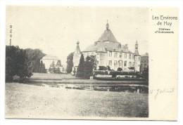 Carte Postale - Les environs de Huy - Ch�teau d' OUDOUMONT - CPA  //