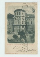 Recoaro Terme (Italie, Veneto) :Piazzale Della R. Fonte En 1904 (animé) PF. - Italia