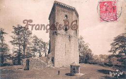 (64) Orthez - Tour De Moncade - Débris Du Château D'Orthez -2 SCANS - Orthez