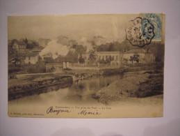 Charente (16) Chateauneuf  : Vue Prise Du Pont - Chateauneuf Sur Charente