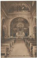 """Verona, Spiazzi Di Monte Baldo - """"Interno Del Santuario Della Corona"""" - Chiese E Conventi"""