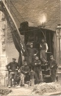 Grue De Levage Photo Carte Batiment Travaux Publics - Pas D'indication -neuve/unused - Artisanat