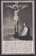 Doodsprentje (6396)  Massemen Westrem - Wetteren - LIMPENS / SIMOENS 1836 - 1917 - Images Religieuses