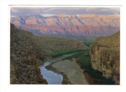Etats Unis: Big Bend National Park, Texas, Timbre (14-3609) - Big Bend