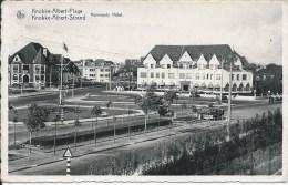 KNOKKE ALBERT PLAGE NORMANDY HOTEL .............THILL N° 15 - Knokke