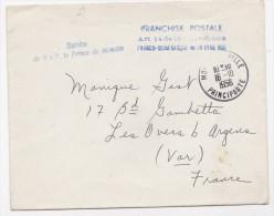 MONACO  SERVICE DU PRINCE RAINIER III  1956 - Monaco