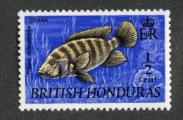 W1836  Br.Honduras 1969    Scott #234**   Offers Welcome! - British Honduras (...-1970)