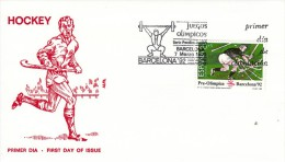 OLYMPISCHE SPIELE-OLYMPIC GAMES, SPAIN, 1992, Special Cancellation !! - Zomer 1992: Barcelona